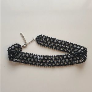 Jewelry - Black Choker